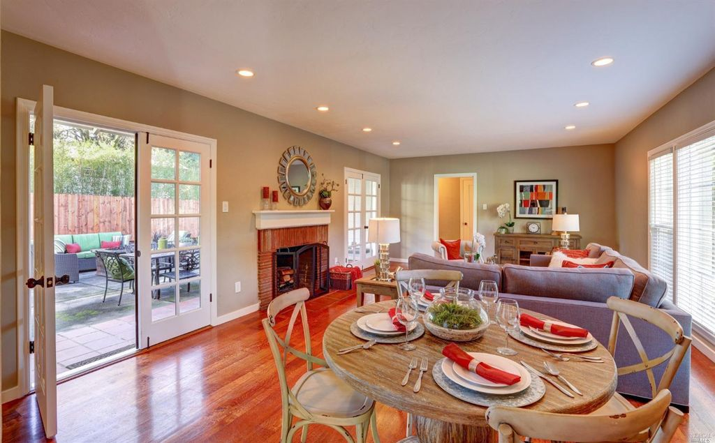 5 Berkeley Ave, San Anselmo, CA 94960 -  $1,100,000 home for sale, house images, photos and pics gallery