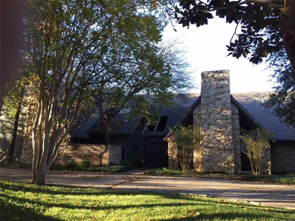 5315 Bent Tree Dr, Dallas, TX 75248 -  $1,118,000