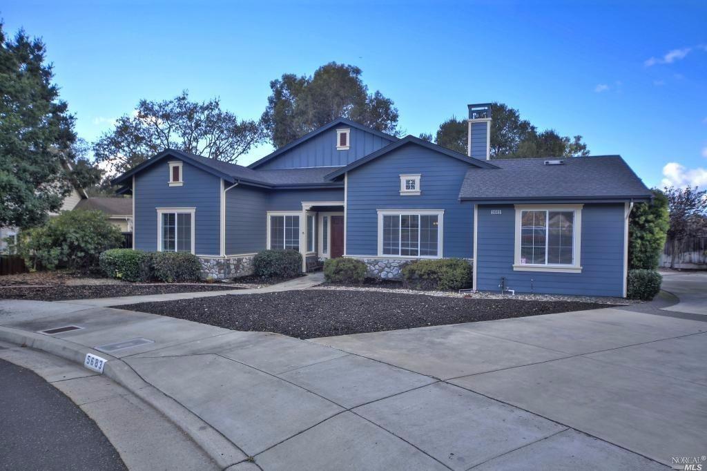 5683 Queen Anne Dr, Santa Rosa, CA 95409 -  $1,035,000