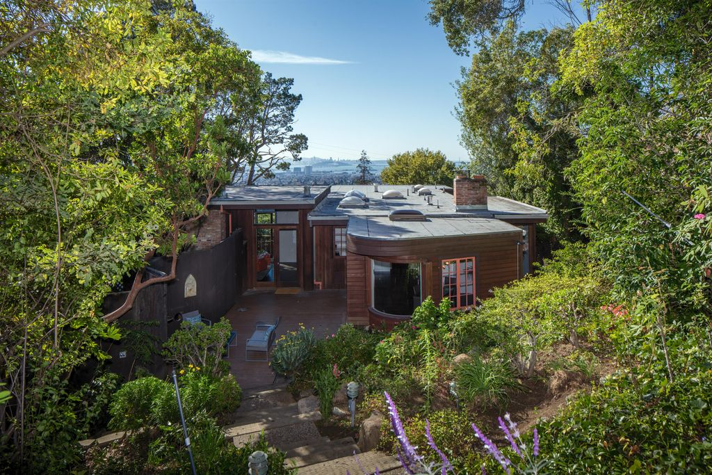 58 Panoramic Way, Berkeley, CA 94704 -  $1,199,000 home for sale, house images, photos and pics gallery