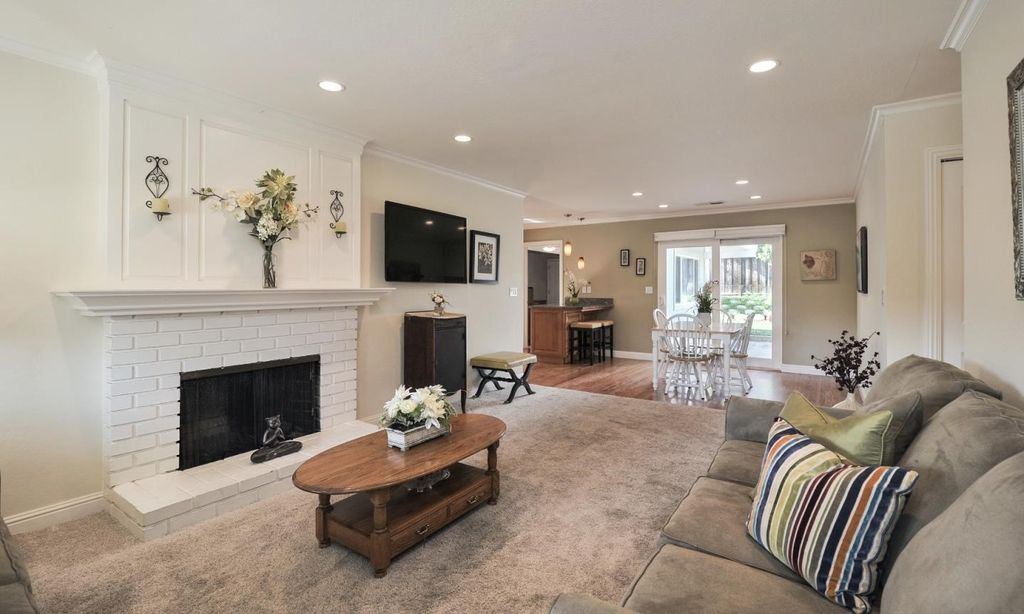 809 Loyalton Dr, Campbell, CA 95008 -  $1,099,000 home for sale, house images, photos and pics gallery