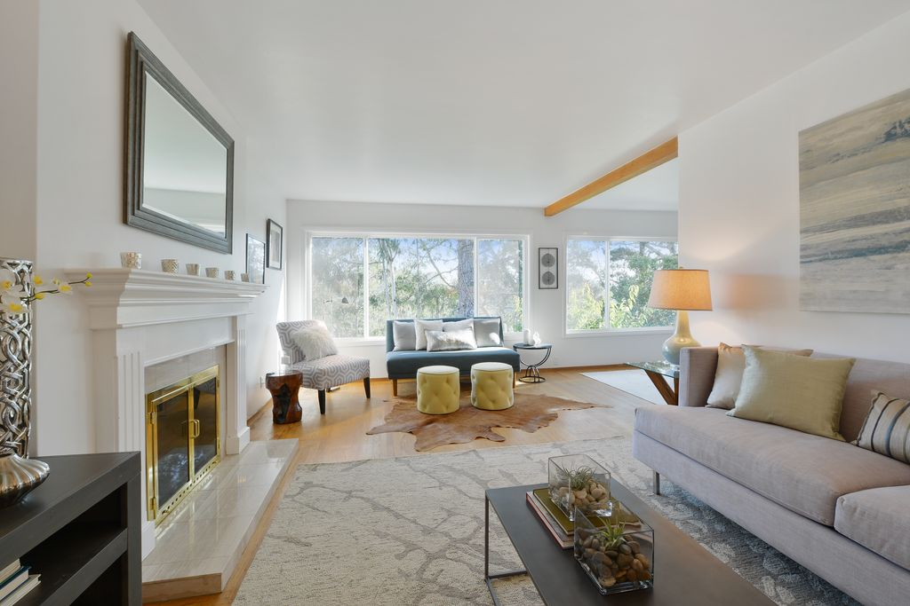 91 Warren Dr, San Francisco, CA 94131 -  $1,099,000 home for sale, house images, photos and pics gallery