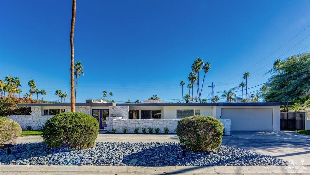 1632 S Sagebrush Rd, Palm Springs, CA 92264 -  $1,025,000