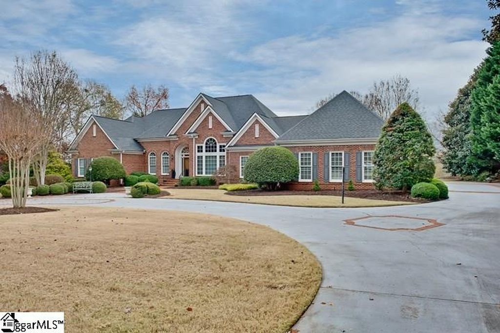 114 Antigua Way, Greer, SC 29650 -  $1,100,000