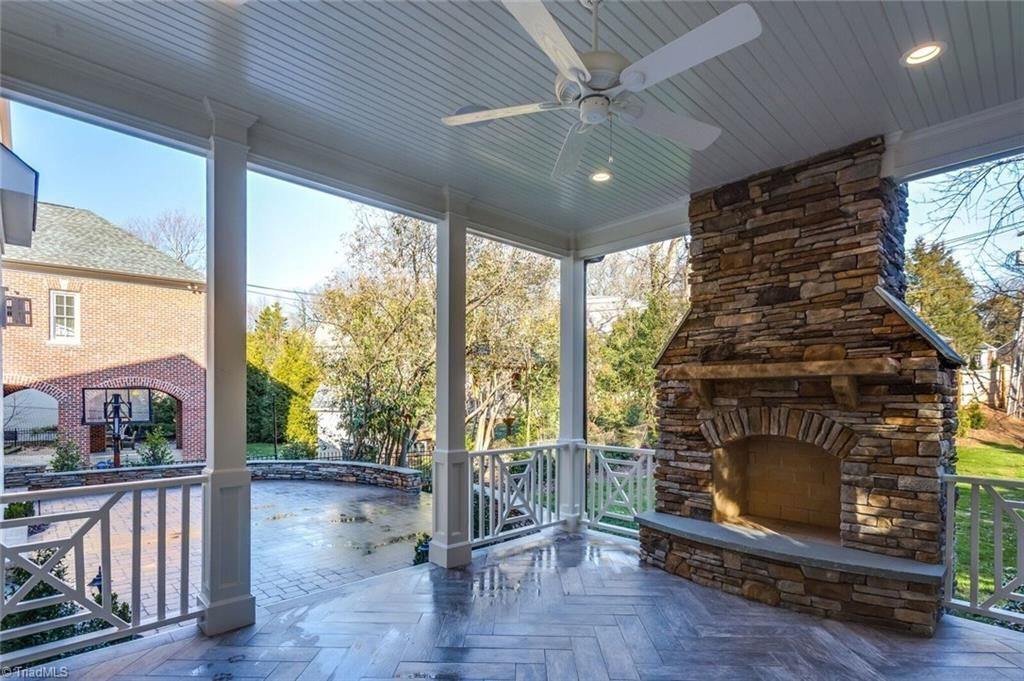 1400 Briarcliff Rd, Greensboro, NC 27408 -  $1,100,000 home for sale, house images, photos and pics gallery