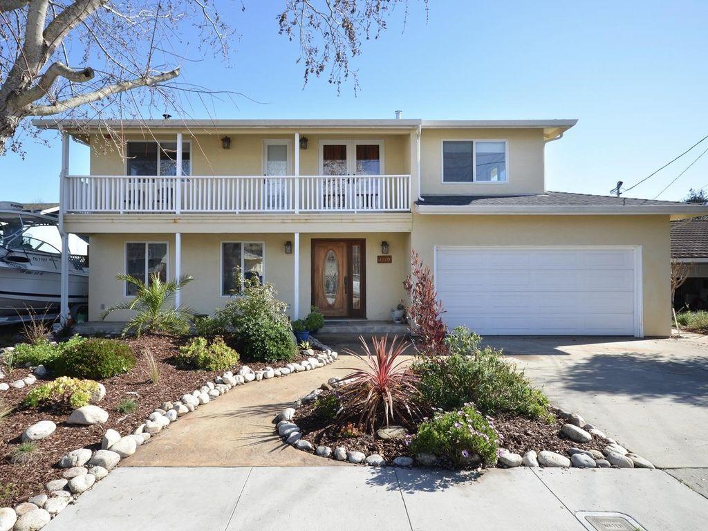 1410 Lido Way, Santa Cruz, CA 95062 -  $1,149,000
