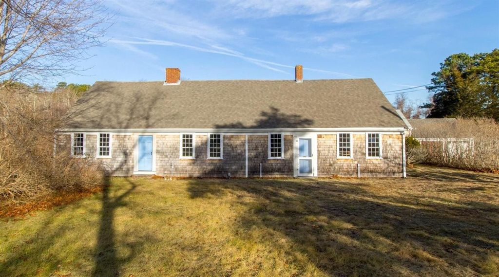 150 Chequessett Neck Rd, Wellfleet, MA 02667 -  $1,200,000 home for sale, house images, photos and pics gallery