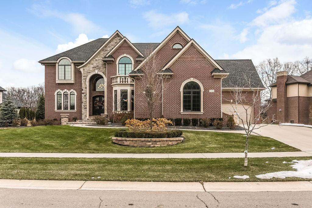 21442 Equestrian Trl # 76, Northville, MI 48167 -  $1,250,000 home for sale, house images, photos and pics gallery