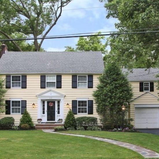 215 Jefferson Ave, Westfield, NJ 07090 -  $1,099,000