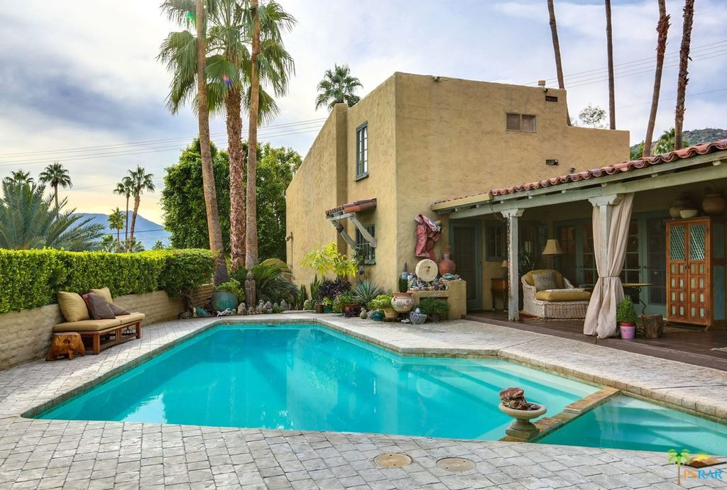 380 W Crestview Dr, Palm Springs, CA 92264 -  $1,095,000 home for sale, house images, photos and pics gallery