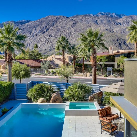 431 Dion Dr, Palm Springs, CA 92262 -  $1,100,000