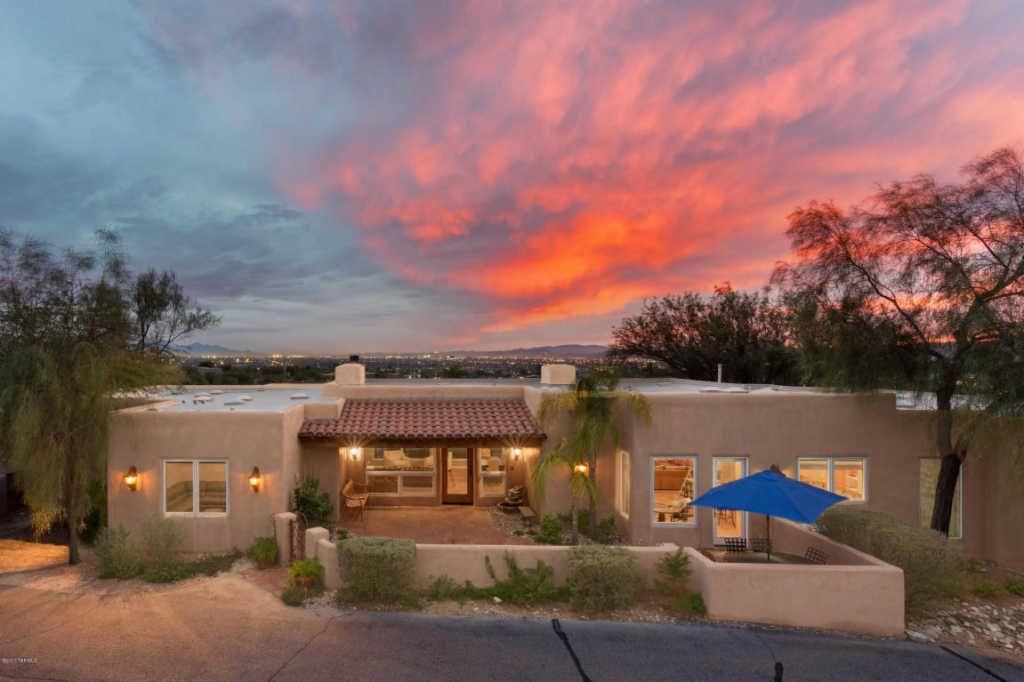 4991 N Avenida De Castilla, Tucson, AZ 85718 -  $1,125,000