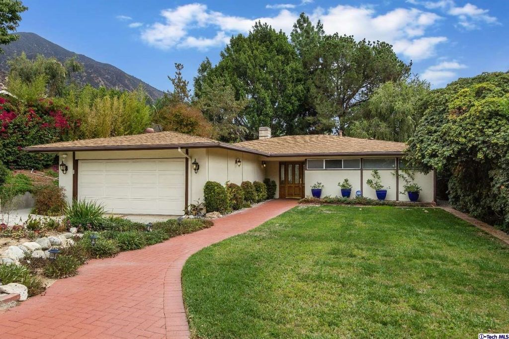 602 N Michillinda Ave, Sierra Madre, CA 91024 -  $1,180,000 home for sale, house images, photos and pics gallery