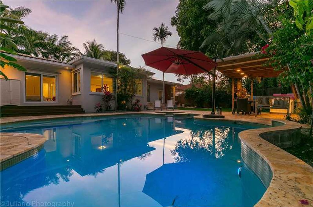 611 NE 53rd St, Miami, FL 33137 -  $1,040,000 home for sale, house images, photos and pics gallery
