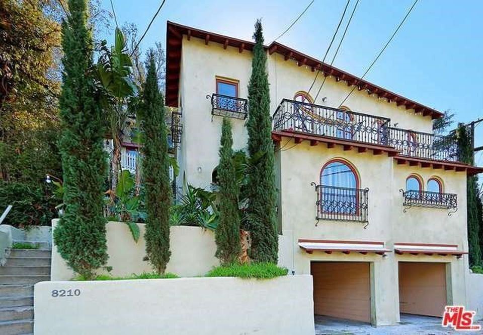 8210 Gould Ave, Los Angeles, CA 90046 -  $1,085,000