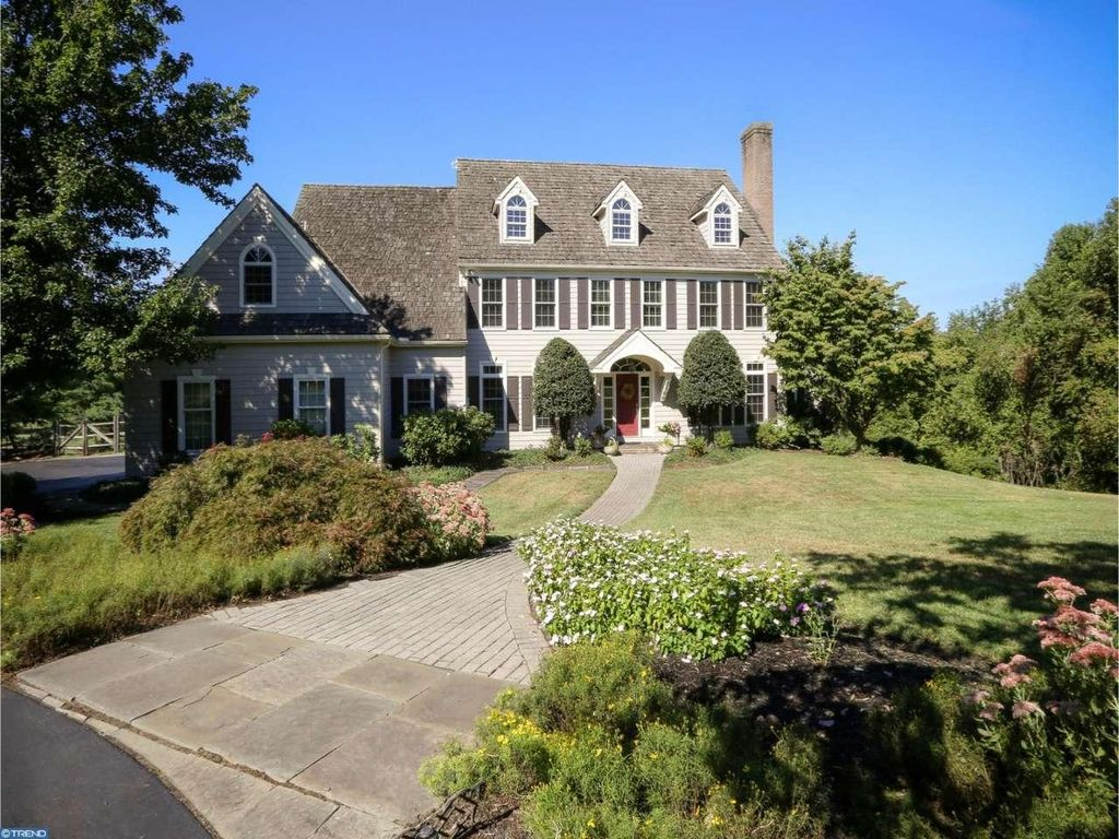 11 Pheasants Rdg N, Wilmington, DE 19807 -  $1,069,000