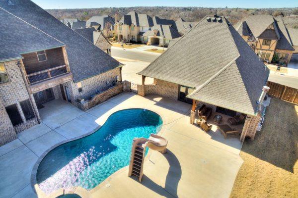 2209 Lone Oak Way, Edmond, OK 73034 -  $1,200,000