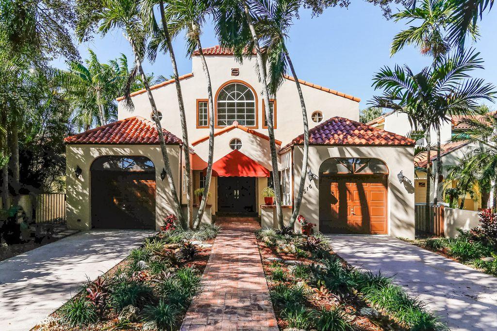 2516 San Domingo St, Coral Gables, FL 33134 -  $1,150,000