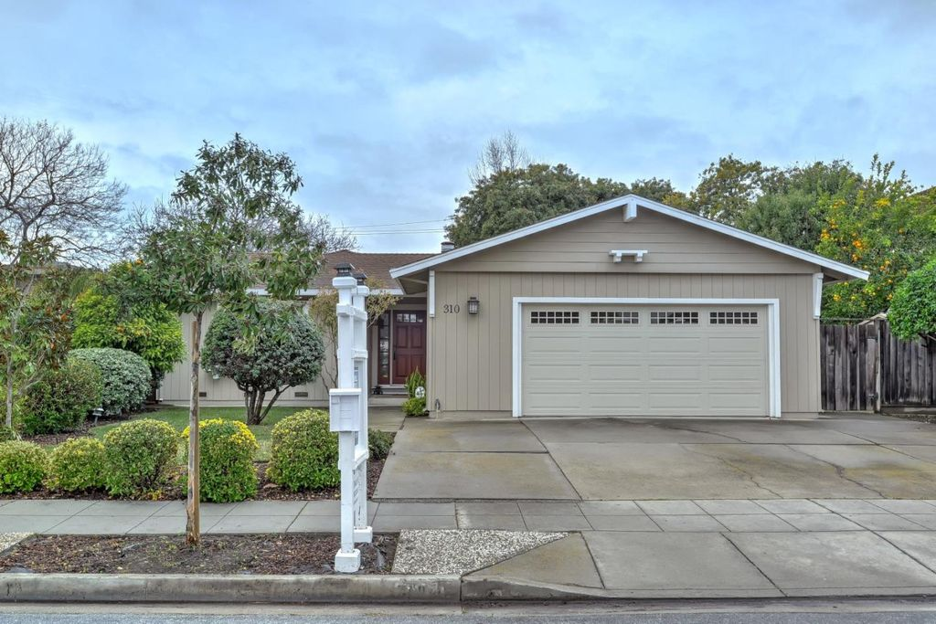 310 W Arbor Ave, Sunnyvale, CA 94085 -  $1,080,000 home for sale, house images, photos and pics gallery