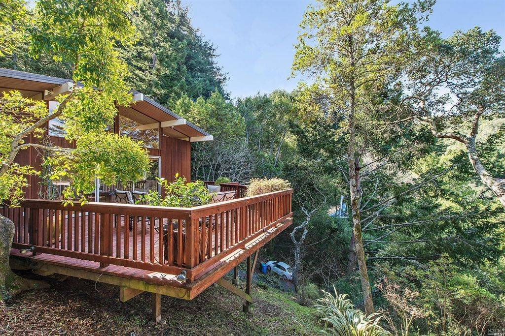314 Rydal Ave, Mill Valley, CA 94941 -  $1,195,000