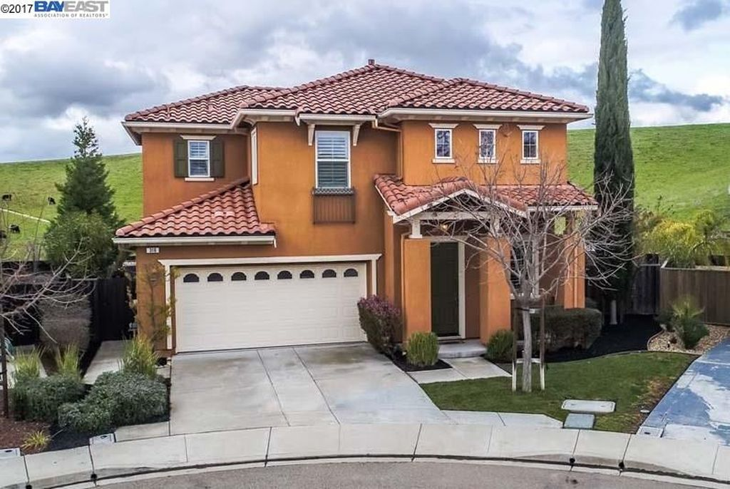 316 Milton Ct, San Ramon, CA 94582 -  $1,088,900