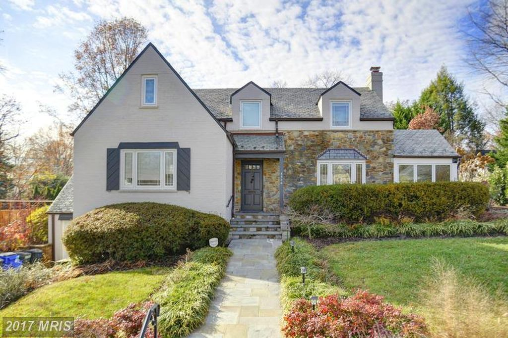4506 Dalton Rd, Chevy Chase, MD 20815 -  $1,189,999 home for sale, house images, photos and pics gallery