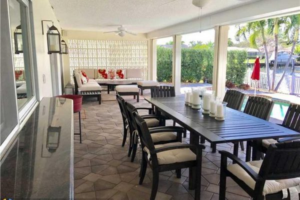 5611 Bayview Dr, Fort Lauderdale, FL 33308 -  $1,198,000
