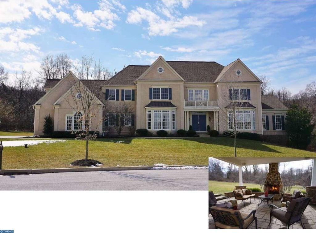 65 Deerfield Dr, Malvern, PA 19355 -  $1,099,000