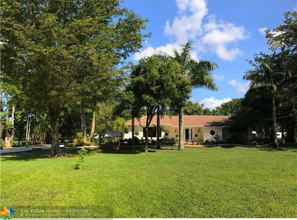 14301 Mustang Trl, Southwest Ranches, FL 33330 -  $1,089,000 home for sale, house images, photos and pics gallery