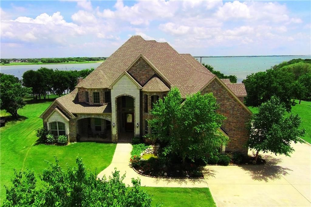 3580 Pinnacle Bay Pt, Little Elm, TX 75068 -  $1,075,000