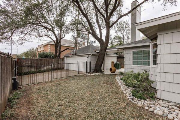 4520 Stanhope St, Dallas, TX 75205 -  $1,050,000