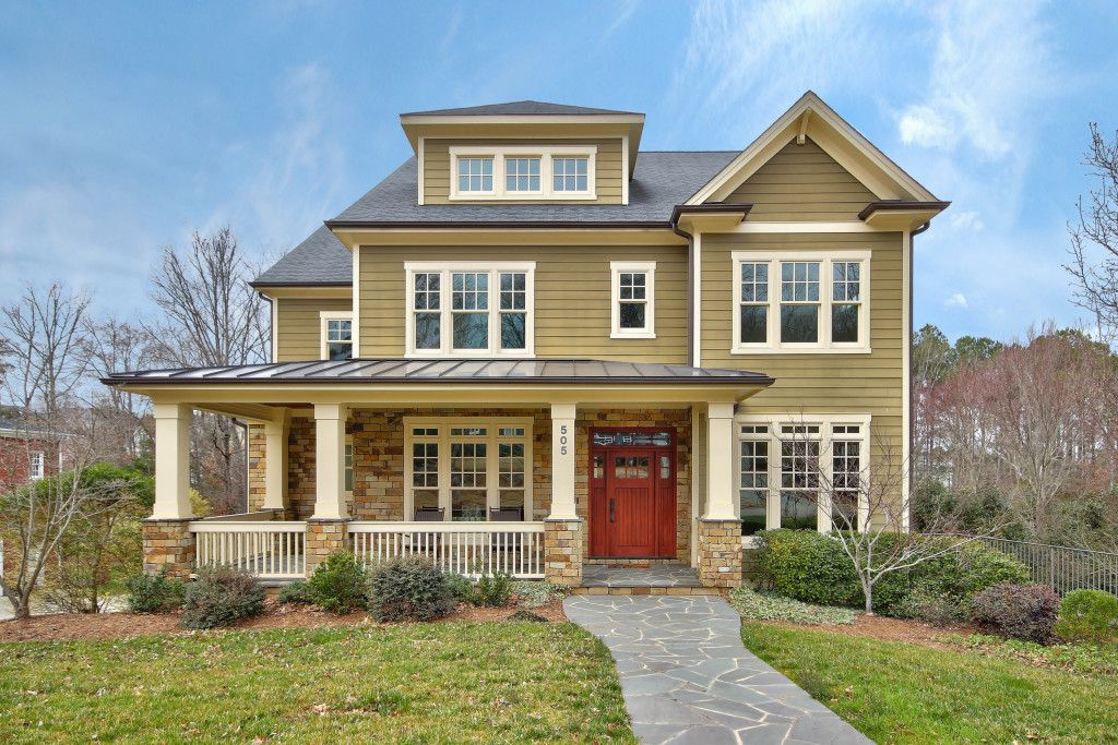 505 Meadowmont Ln, Chapel Hill, NC 27517 -  $1,079,000