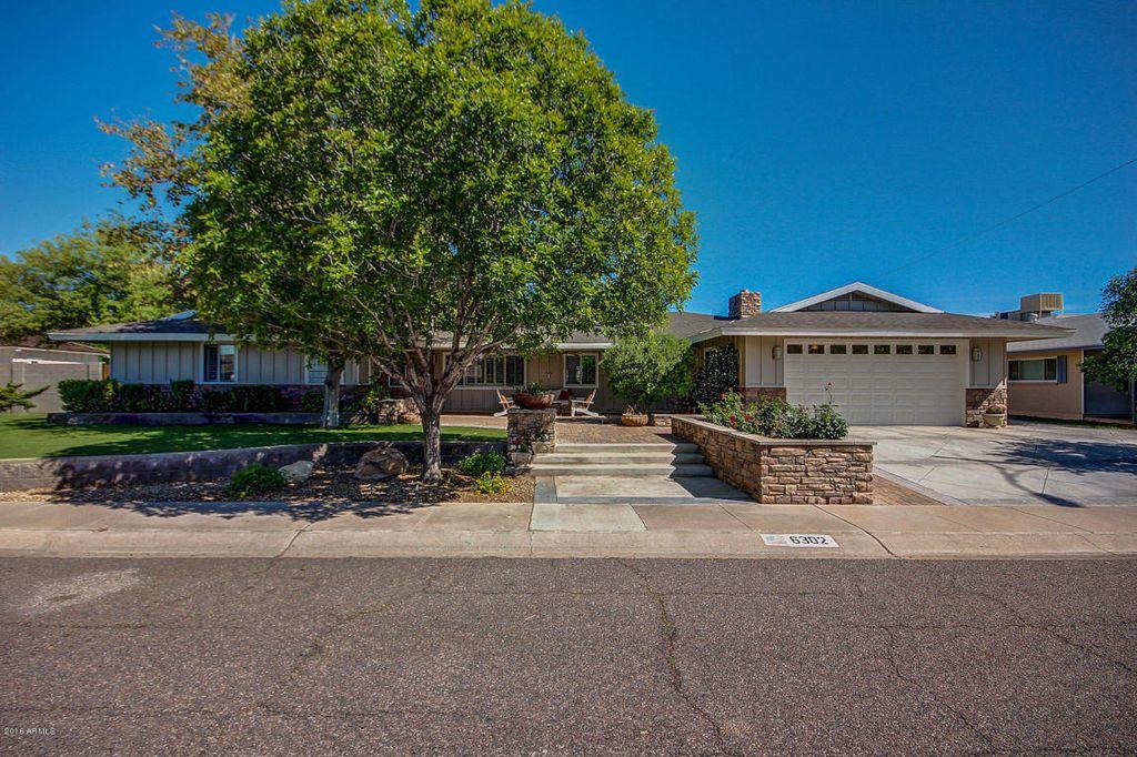 6302 E Calle Del Paisano, Scottsdale, AZ 85251 -  $1,075,000