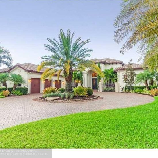 12268 NW 69th Ct, Parkland, FL 33076 -  $1,279,000
