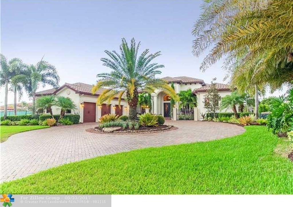 12268 NW 69th Ct, Parkland, FL 33076 -  $1,279,000