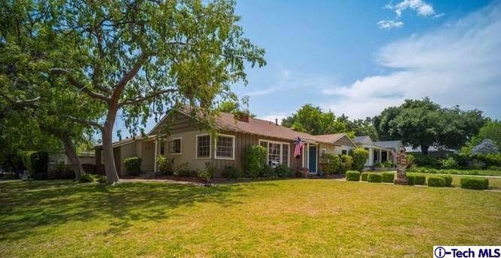 2304 Galbreth Rd, Pasadena, CA 91104 -  $1,048,000 home for sale, house images, photos and pics gallery