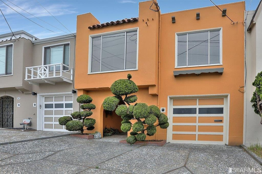 2354 39th Ave, San Francisco, CA 94116 -  $1,049,000
