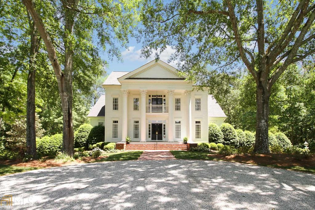 4334 Happy Valley Cir, Newnan, GA 30263 -  $1,050,000 home for sale, house images, photos and pics gallery