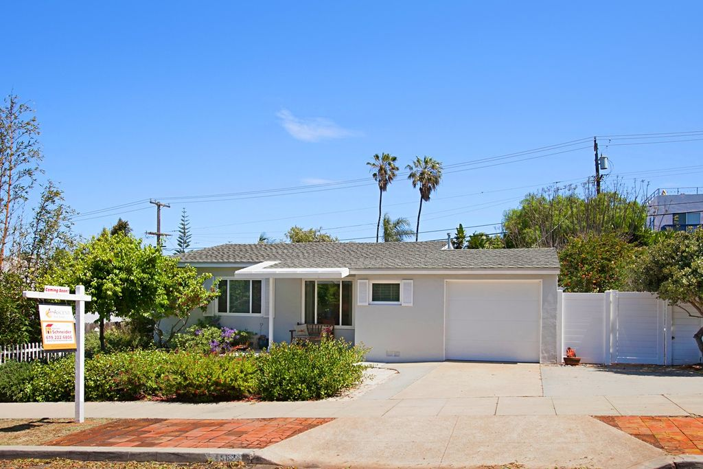 4562 Adair St, San Diego, CA 92107 -  $1,049,000 home for sale, house images, photos and pics gallery