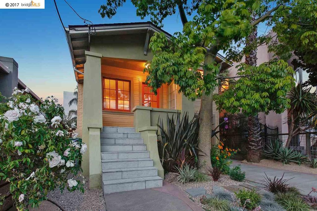 1719 10th St, Berkeley, CA 94710 -  $1,000,000