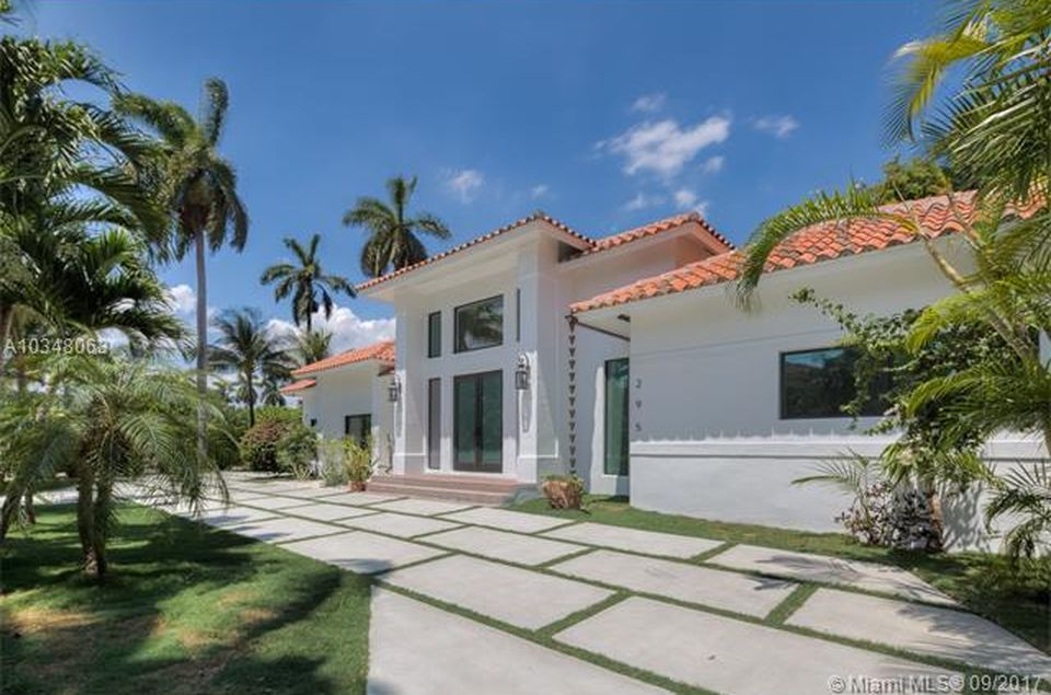 295 S Hibiscus Dr, Miami Beach, FL 33139 home for sale, house images, photos and pics gallery