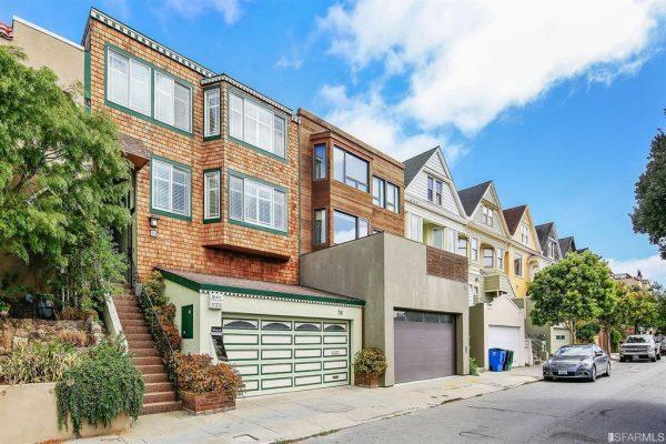 58 Surrey St, San Francisco, CA 94131