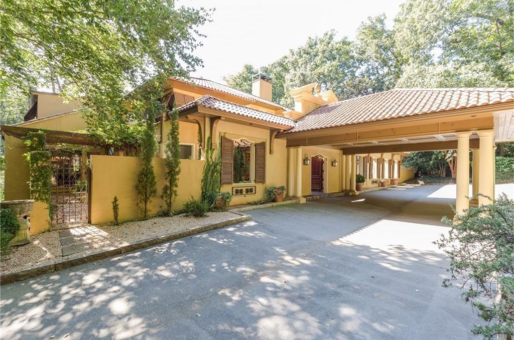 3575 Paces Valley Rd NW, Atlanta, GA 30327 home for sale, house images, photos and pics gallery