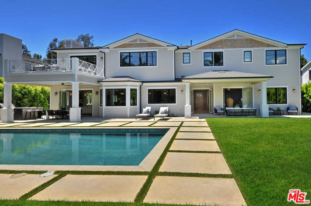 4448 Harper Way, Encino, CA 91436 - $4,295,000 home for sale, house images, photos and pics gallery