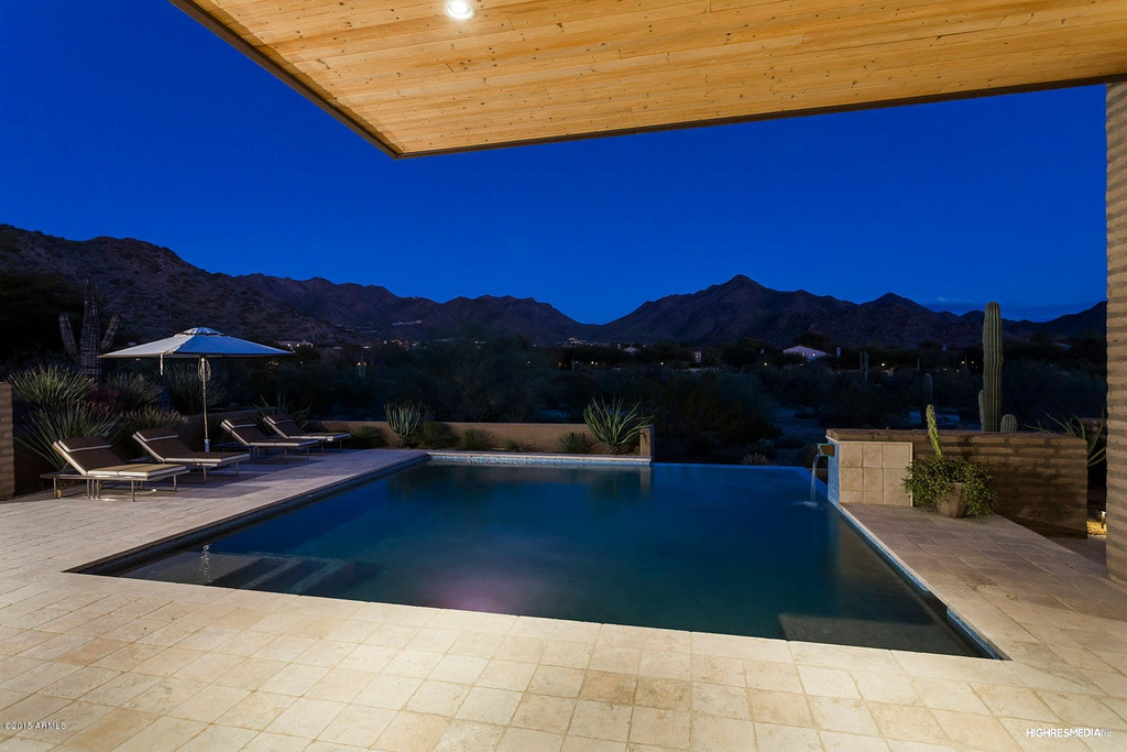 9820 E Thompson Peak Pkwy Scottsdale, AZ 85255 - $5,500,000 home for sale, house images, photos and pics gallery