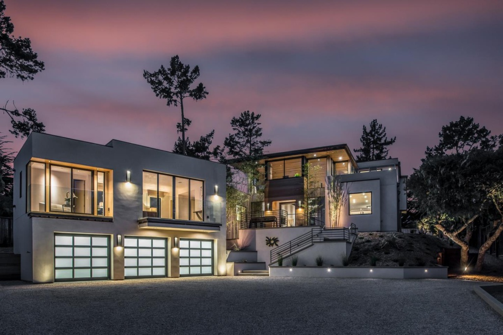 1487 Padre Ln Pebble Beach, CA 93953 - $9,995,000 home for sale, house images, photos and pics gallery