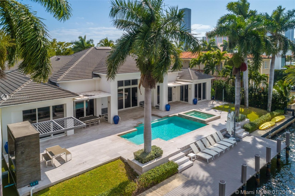 224 South Is Golden Beach, FL 33160 - $7,625,000 home for sale, house images, photos and pics gallery