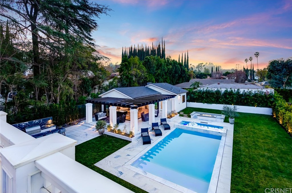 4421 HASKELL AVE Encino, CA 91436 - $7,495,000 home for sale, house images, photos and pics gallery