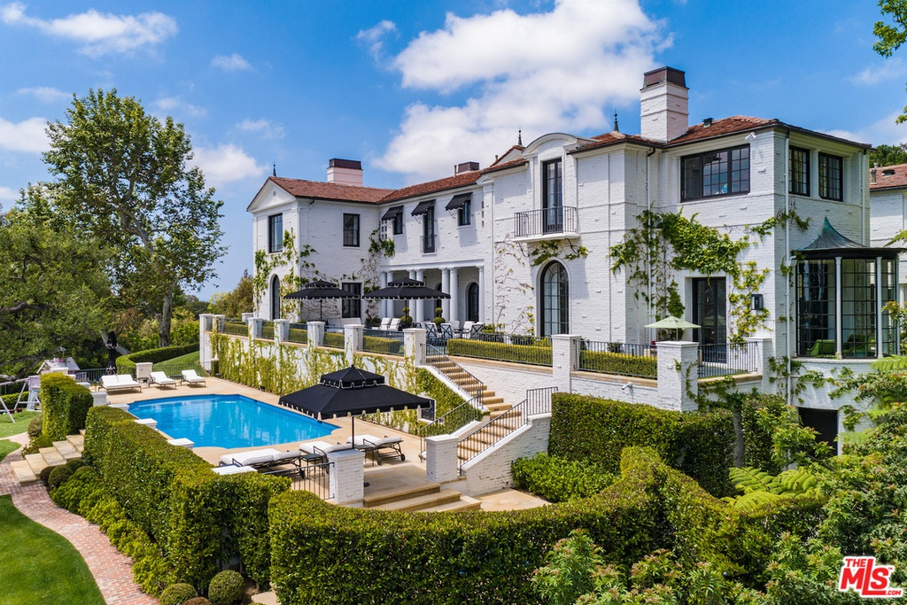 10778 Chalon Rd Los Angeles, CA 90077 - $35,000,000 home for sale, house images, photos and pics gallery
