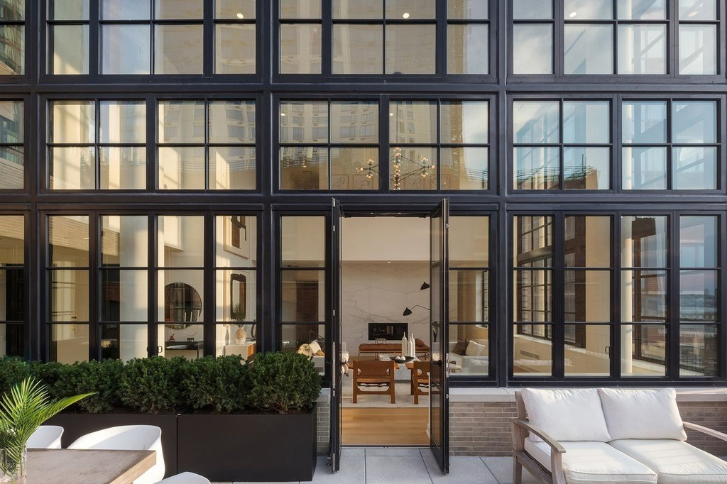 550 W 29th St # PHC New York, NY 10001 - $7,500,000 home for sale, house images, photos and pics gallery